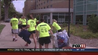 UW OSHKOSH MOVE-IN DAY