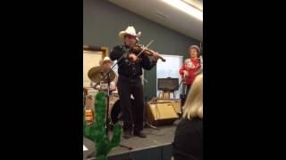 Lois Lane and the Super Cowboys fiddle