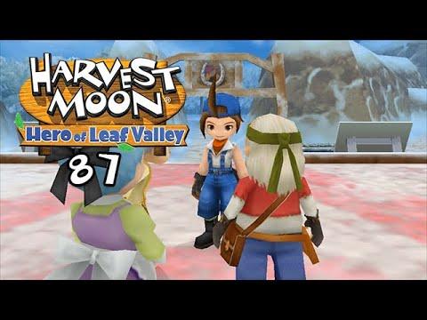 Let's Play Harvest Moon: Hero Of Leaf Valley 87: Fish Food