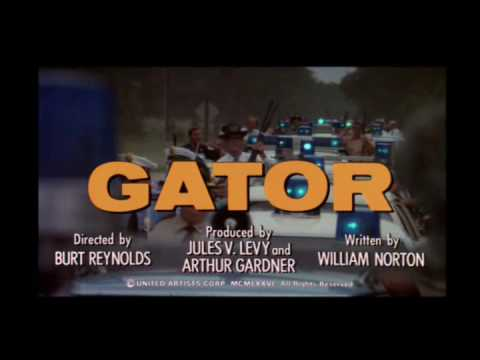 Gator Movie Trailer