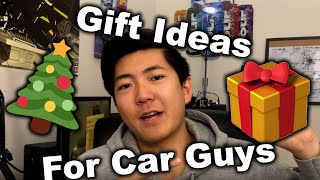 5 Gift Ideas For Car Guys! + Stocking Stuffers