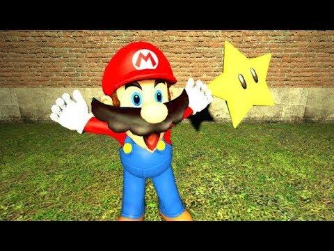 Mario dances to Remix 10 star theme