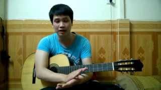Hướng dẫn Guitar đệm hát - Bài 9: Cách ghép lời vào bài hát đúng nhịp -  Guitar Tiến Quyết