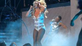 Britney Spears - Hold It Against Me - Los Angeles (Staples Center) - Femme Fatale Tour