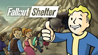 Fallout Shelter - Строим Ядерный Реактор (iOS)(Fallout Shelter - симулятор постапокалиптического убежища Давайте поиграем? Понравилось видео? Нажми - http://bit.ly/VAkWx..., 2015-07-04T04:00:00.000Z)