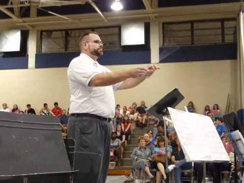 Greenwood Lake Middle School Bands: Fall concert 2010