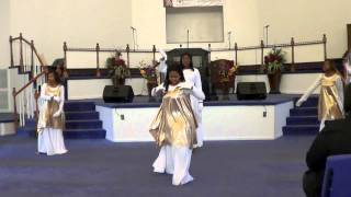 Daughters of Destiny Praise Dancing to Kierra Kiki Sheard - Free