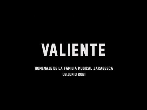 Jarabe de Palo - Valiente (Versión Homenaje de la familia Jarabesca)