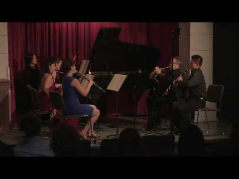 Catherine Chen Bassoon  Mozart Quintet in Eb Major K.452