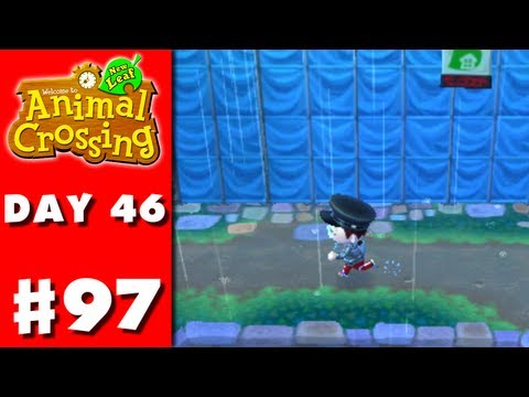 Animal Crossing: New Leaf - Part 97 - Closed Stores (Nintendo 3DS Gameplay Walkthrough Day 46)