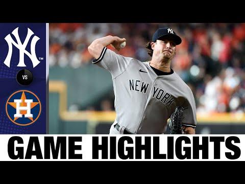 Yankees vs. Astros Game Highlights (7/10/21) | MLB Highlights