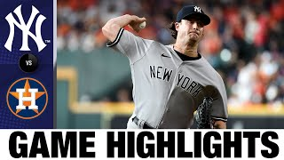Yankees vs. Astros Game Highlights (7/10/21)