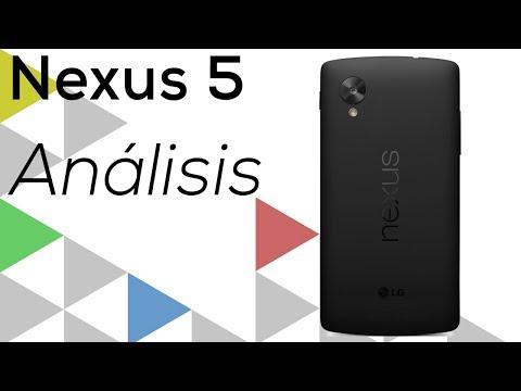 [Análisis] LG Nexus 5 (en español) - Argentina