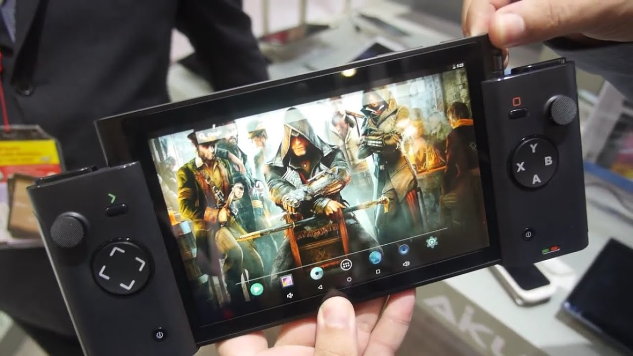 Aikun Morphus X300, Gaming Tablet on Allwinner A83 with ...