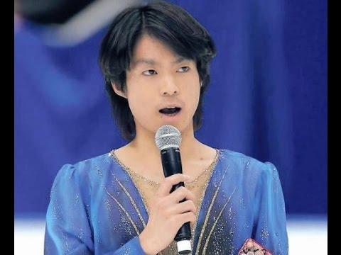町田樹 電撃引退のフルスピーチ 自ら持参の紙を読み上げる 「文武両道を胸にここまで準備をしてまいりました。」