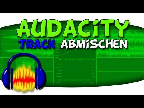 Audacity [Tutorial] || Track Abmischen || [Deutsch/German]