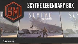 Scythe Legendary Box unboxing