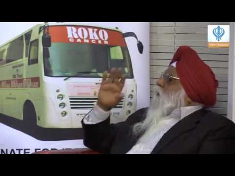 Roko Cancer's Special Interview on Sikh Channel