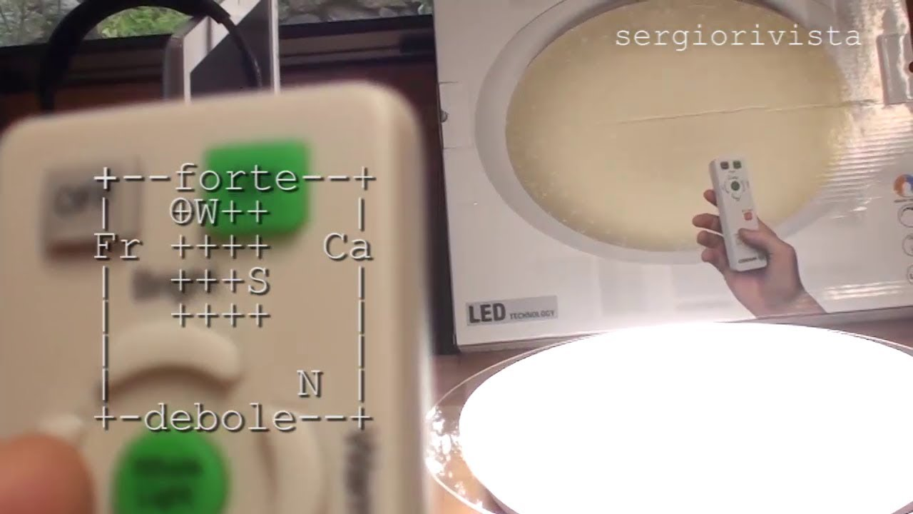Plafoniere Led Osram : Osram silara sparkle w lampada a led da interni con