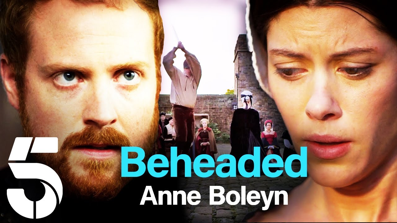 Why Was Anne Boleyn Beheaded? | The Six Queens Of Henry VIII | Channel 5