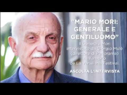 Mario Mori: generale e gentiluomo