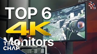 Top 6 4K Ultra HD Monitors | Best for 2016