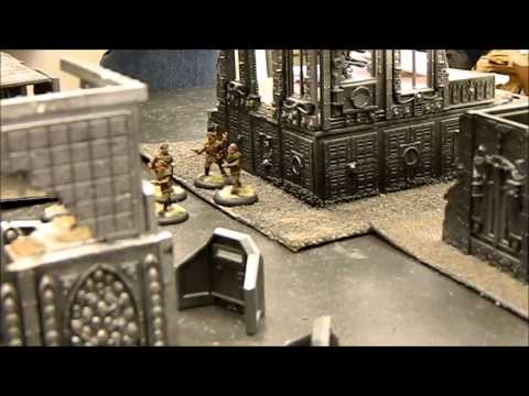 In Her Majesty's Name: Battle Report Bad Jack