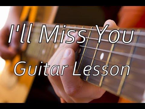 I'll Miss You | Guitar Lesson | Chords | Tutorial | Secret Superstar | Aamir Khan | Zaira Wasim