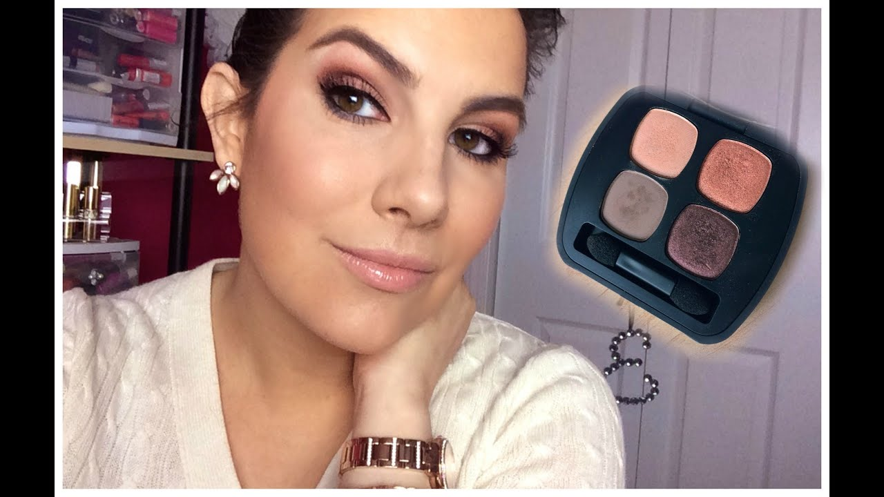 Bare Minerals The Happy Place Tutorial - YouTube
