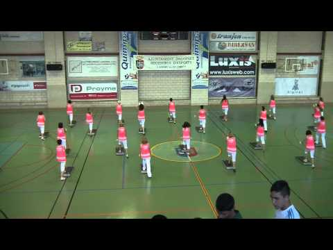 Coreografía STEP. ALGINET