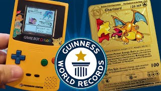 8 RECORDS FOUS de POKÉMON