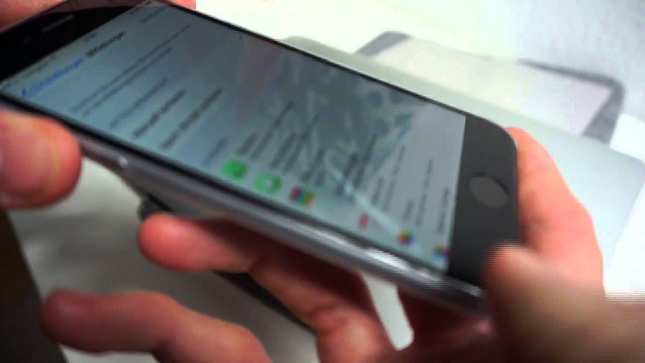 Iphone  Plus Storage