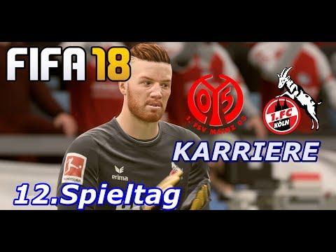 FIFA 18 KARRIERE #014 ⚽️1.FSV MAINZ 05 Gegen 1.FC KÖLN● Let's Play Fifa 18