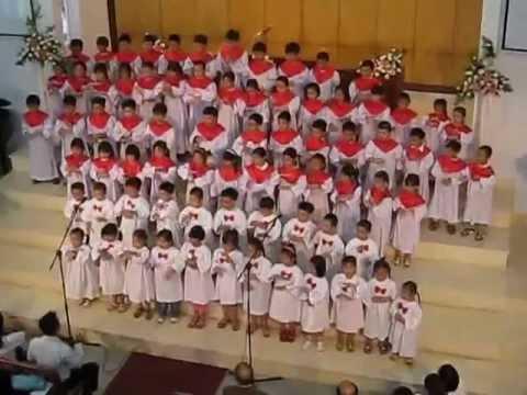 Bế Giảng Thánh Kinh Hè 2012 - Ban Thiếu Nhi Gia Định.flv