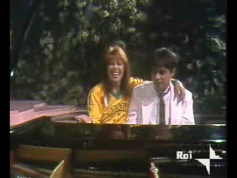 """Rita Lee - """"Saúde"""" (RAI TV Itália - 1984)"""