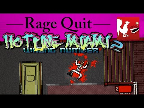 Rage Quit - Hotline Miami 2: Wrong Number | Rooster Teeth