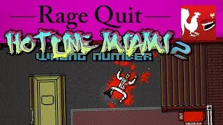 Rage Quit - Hotline Miami 2 : Wrong Number