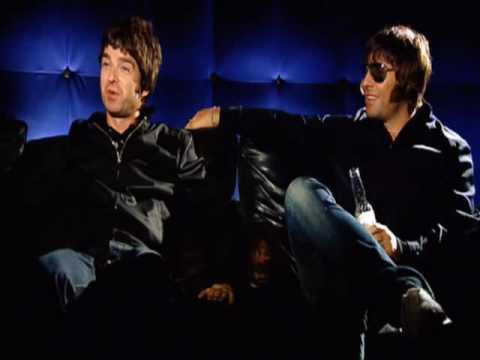 Oasis - Noel & Liam about Rock 'n' Roll Star