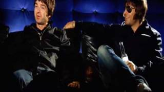Oasis - Noel & Liam about Rock