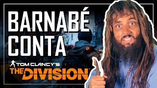 BARNABÉ CONTA: THE DIVISION