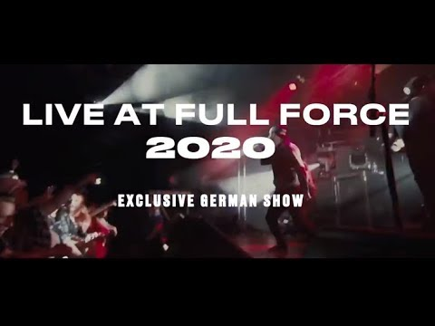 The Ghost Inside announce first show for 2020 - Full Force Festival..!