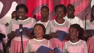 Gyatabruwa - Performed by His Praise Chorale