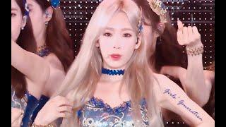 Girls' Generation 소녀시대 'Lion Heart'  교차편집(stage …