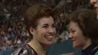 Lyudmilla Pakhomova & Alexander Gorshkov - 1974 Worlds Masquerade Waltz EX
