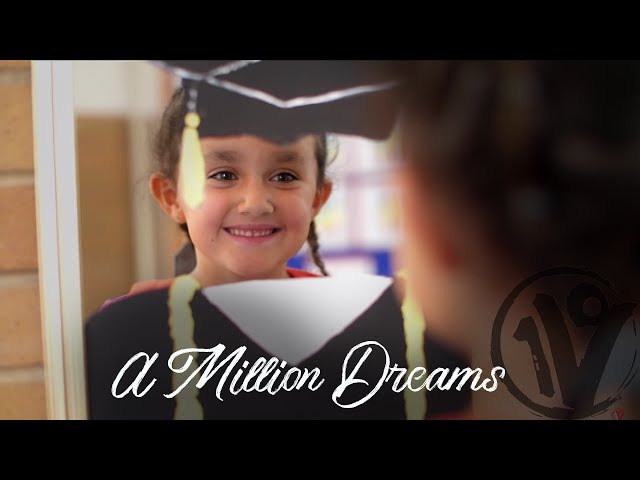 A Million Dreams (from The Greatest Showman Soundtrack) - Cover by One Voice Childrens Choir