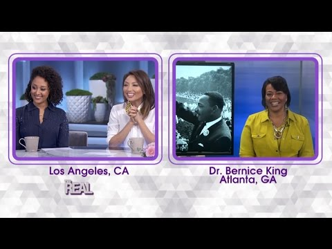 Dr. Bernice King Remembers Her Father on MLK Day