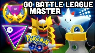 Official Master GO Battle League Rank 10 Battles in Pokemon GO | Getting the boost 4 times