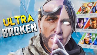 This BUG BROKE APEX (MID-GAME SWITCH) | Best Apex Legends Funny Moments and Gameplay - Ep. 294