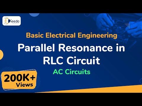 What is the Concept of Parallel Resonance in AC Circuit