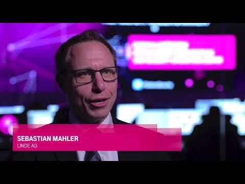 Social Media Post: Deutsche Telekom eröffnet größtes und modernstes Cyber-Abwehrcenter...